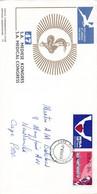 AFRIQUE DU SUD. N°320-1 De 1969 Sur Enveloppe 1er Jour. Coeur/Transplantation/Docteur Barnard. - Medicina
