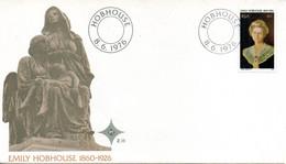 AFRIQUE DU SUD. N°409 De 1976 Sur Enveloppe 1er Jour. Infirmière Emily Hobhouse. - Medicina