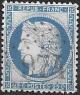 TP60A,obl.GC974,Chauffailles(SAONE ET LOIRE),ind.4 - 1849-1876: Periodo Clásico