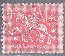 PORTUGAL   SCOTT NO 767   USED   YEAR  1953 - Usado