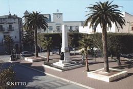 (QU612) - BINETTO (Bari) - Piazza Umberto E Municipio - Bari