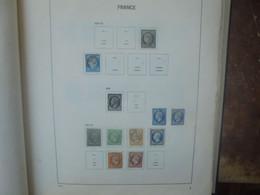 """FRANCE 1849-1969 Majorité Oblitérés/Charnières ALBUM """"DAVO"""" (T.58) 2 KILOS (Manque Les Photos 1960 à 1969) - Collezioni"""