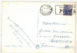 Venezia (1950) - Lido (spedita Per La Francia) - Venezia