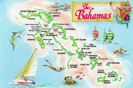 BAHAMAS - A Chain Of 700 Islands And Cays - Other