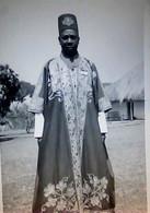 UGANDA CAPO TRIBU  OMUKAMA OF BUNIORO VB1956 STAMP  SELO TIMBRE  5 C + 10 CENT   IF9993 - Oeganda