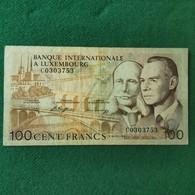 Lussemburgo 100 Francs 1981 - Luxembourg