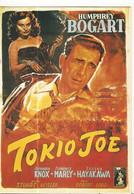 CPM, Th. Cinéma ,N°E.46, Tokyo Joe , Humphrey Bogart - Stuart Heisler, ,Ed. F. Nugeron . - Posters Op Kaarten