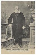 GRECE - TRES TRES RARE - CRETE - Léonidas P. Mathioudakis - Député En 1878 - - Grecia