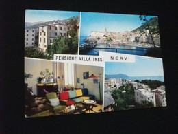 NERVI (GENOVA) PENSIONE VILLA INES - Hotel's & Restaurants