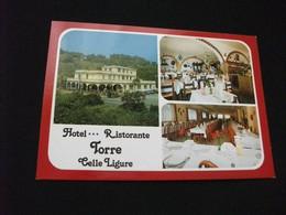 CELLE LIGURE HOTEL  RISTORANTE TORRE - Hotel's & Restaurants