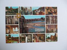 CORDOBA  -  Multivues   -   ESPAGNE - Córdoba