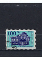 BULGARIE - Y&T N° 3693° - Habitation Typique De Koprivschitza - Gebraucht