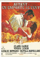CPM, Th. Cinéma ,N°E.6,, Autant En Emporte Le Vent  , Par Victor Fleming , C. Gable , V. Leigh ....Ed. F. Nugeron - Posters Op Kaarten