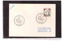 TEM14814  -   TORINO  14.10.1990     /   RIAPERTURA FERROVIA  TURISTICA  TORINO-CERES - Trains