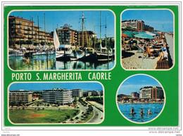 PORTO  S. MARGHERITA - CAORLE:  VISIONI  -  FG - Venezia