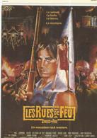CPM, Th. Cinéma ,N°E.197 , Les Rues De Feu , H. Gordon - M. Paré - D. Lane....  Ed. F. Nugeron - Posters Op Kaarten