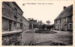 THY-LE-CHATEAU, Commune De WALCOURT, Vieille Ferme Du Seigneur, Photo-carte - Walcourt