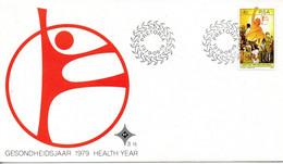 AFRIQUE DU SUD. N°464 De 1979 Sur Enveloppe 1er Jour. Année De La Santé. - Medicina