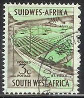 SWA, 1963 ,  Cancelled Stamp(s),  Hardap Dam, M319, Scannr 607 - Africa Del Sud-Ovest (1923-1990)