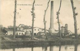 18 LA GUERCHE - LA SUCRERIE - La Guerche Sur L'Aubois
