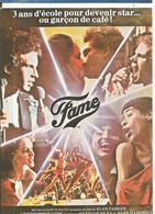 CPM, Th. Cinéma ,N°E.104, Fame , Réal. Alan Parker, 3 Ans D' écoles Pour Devenir Star ....Ed. F. Nugeron - Posters Op Kaarten