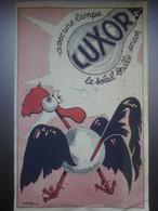 Luxor - Illustrateur Chauviac ? - - Electricité & Gaz