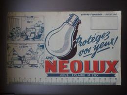 Eclairage - Néolux Vous éclair Mieux - Illustrateur ? - Electricité & Gaz