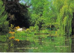 27 - Giverny - Bassin Des Nymphéas Et Pont Japonais - Otros Municipios
