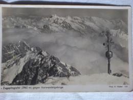 Zugspitzgipfel Gegen Karwendelgebirge - Phot. H. Huber 133 - Unclassified
