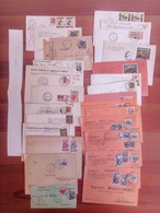 Lotto  V -  50 Buste Storia Postale Italia - Sammlungen