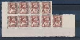 KOUANG TCHEOU - BLOC DE 9 N° 141 NEUF** SANS CHARNIERE - 1942/44 - Ungebraucht