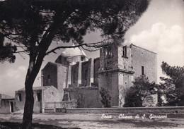 Cartolina Di Erice ( Trapani ) Chiesa Di San Giovanni - Trapani