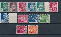 ALGERIE - N° 197 NEUF* AVEC CHARNIERE + N°185/88+190/94+183 NEUFS** SANS CHARNIERE - 1942/46 - Ongebruikt