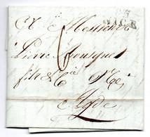 Lettre / De Nice / Pour Agde / 9 Thermidor An 13 - 1801-1848: Precursori XIX