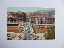 BILBAO  -  Puente De La Victoria    -   ESPAGNE - Vizcaya (Bilbao)