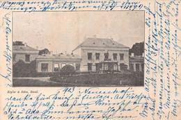 NEUENHOF AARGAU SWITZERLAND~KEYLER & SOHN REVAL ESTONIA ~1903 POSTCARD 53860 - Altri