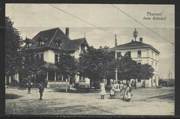 Carte P De 1915 !! ( Therwil / Beim Bahnhof ) - BL Basle-Country