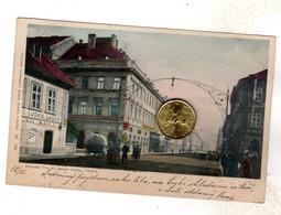 Kralovska  Praga Prag Praha  Kolin  1900  CECOSLOVACCHIA  RARA RRR - Repubblica Ceca