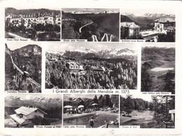 Trento - Passo Della Mendola - Stella Azzurra Viaggiata 1961 - Hotel's & Restaurants