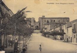 Campania - Avellino - Taurasi - Porta Maggiore E Castello  - F. Grande - Viagg - Bella Animata - Andere Steden