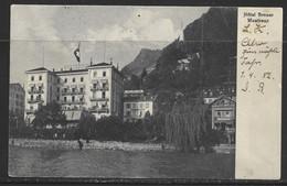 Carte P De 1908 ( Montreux / Hôtel Breuer ) - VD Vaud