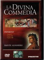 # DVD - La Divina Commedia - Inferno Canto I II III - DeAgostini 1 - Non Classificati