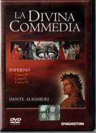 # DVD - La Divina Commedia - Inferno Canto IV V VI - DeAgostini 2 - Non Classificati