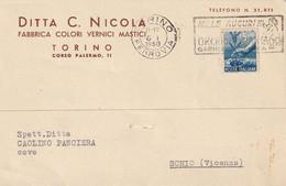 Piemonte - Torino - Ditta C. Nicola - Fabbrica Colori Vernici Mastici - - Exhibitions
