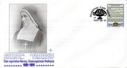 AFRIQUE DU SUD. N°739 De 1991 Sur Enveloppe 1er Jour. Infirmière. - Medicina
