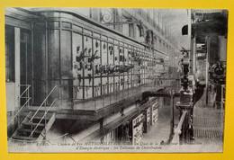 15335 - Paris Metropolitain L'usine Du Quai De La Rapée Pour La Production D'énergie électrique Tableaux De Distribution - Paris (12)