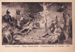 Burano - Venezia - Chiesa Parrocchiale - Crocifissione - Venezia