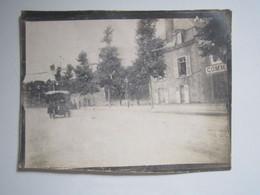 1900 Copie Image Photo LANGRES (52 Haute-Marne) COURSE PARIS VIENNE Avenue TURENNE - Altri
