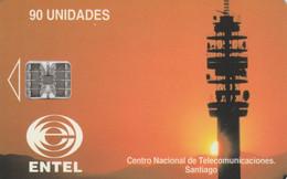 PHONE CARD CILE (E78.2.7 - Cile
