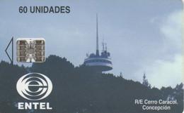 PHONE CARD CILE (E78.2.8 - Cile
